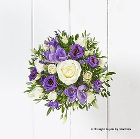 Purple Rain Arrangement